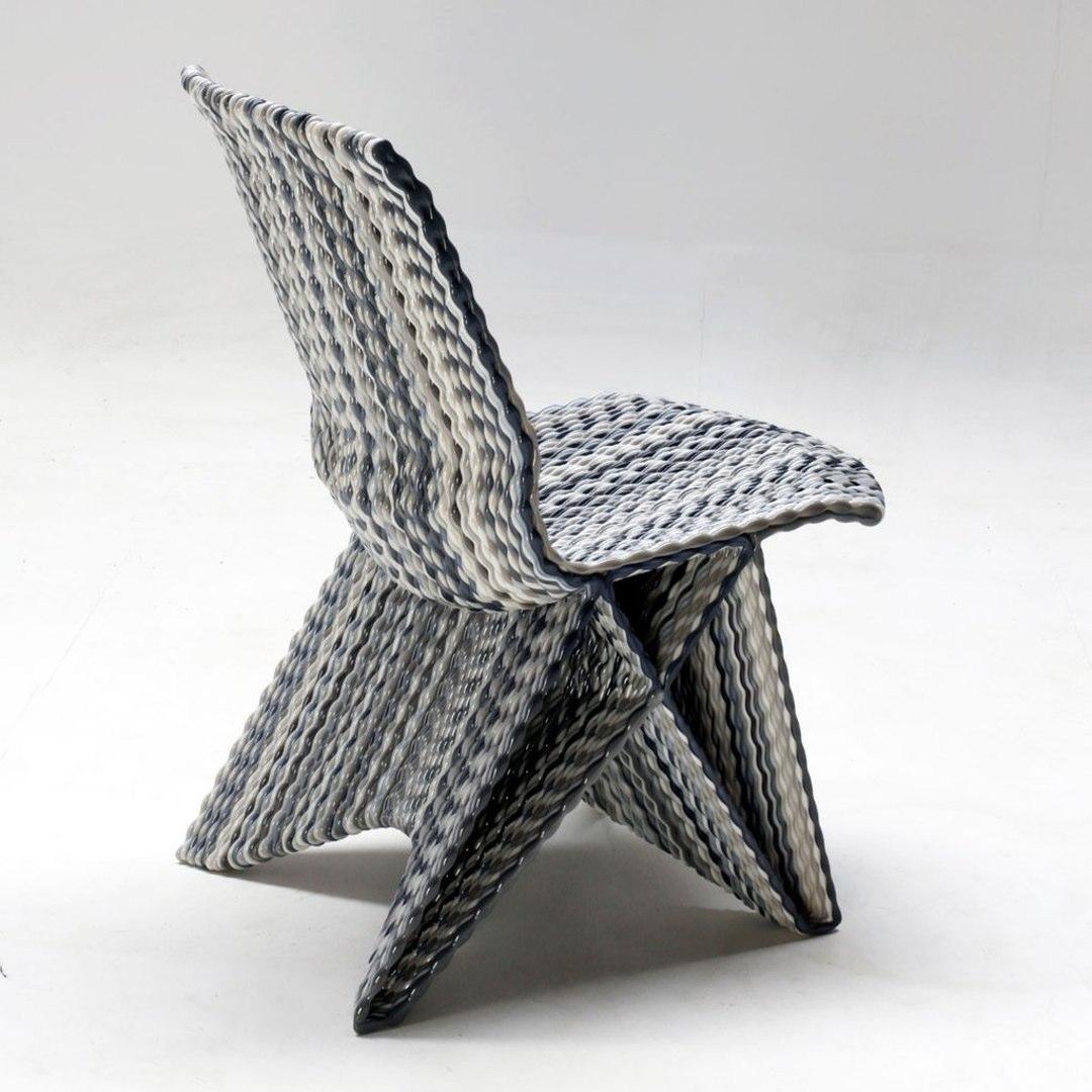 چاپ سه بعدی صندلی
