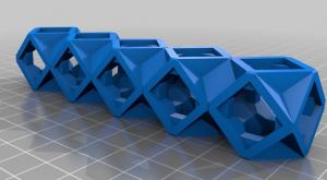 طراحی سه بعدی مبلمان ماژولار