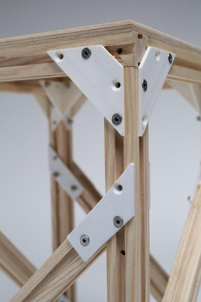 پرینت سه بعدی مبلمان ماژولار