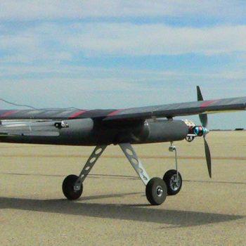 پرینت سه بعدی هواپیمای بدون سرنشین